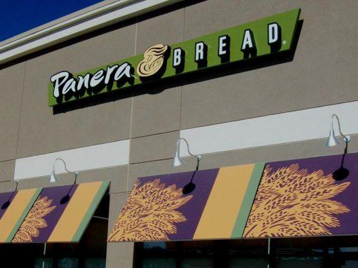 Panera Bread Awnings